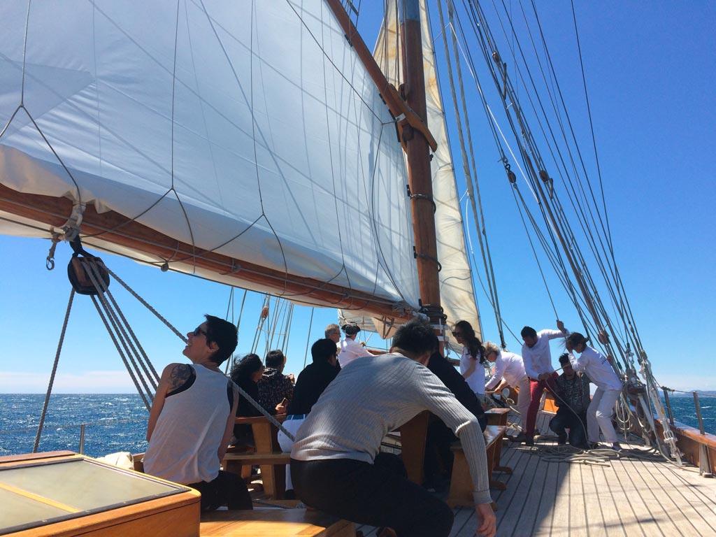 Incentive à Cannes : louez votre flotte de voilier !